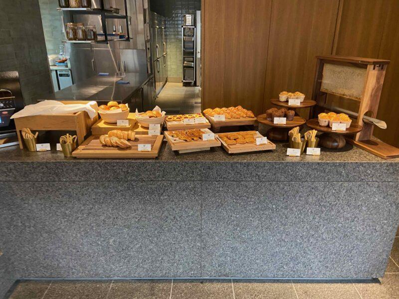 パンのコーナー